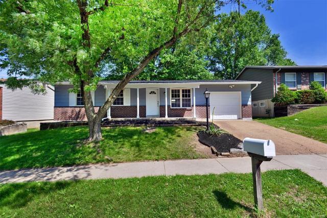 4316 Martyridge Dr, St Louis, MO 63129 (#18041979) :: PalmerHouse Properties LLC