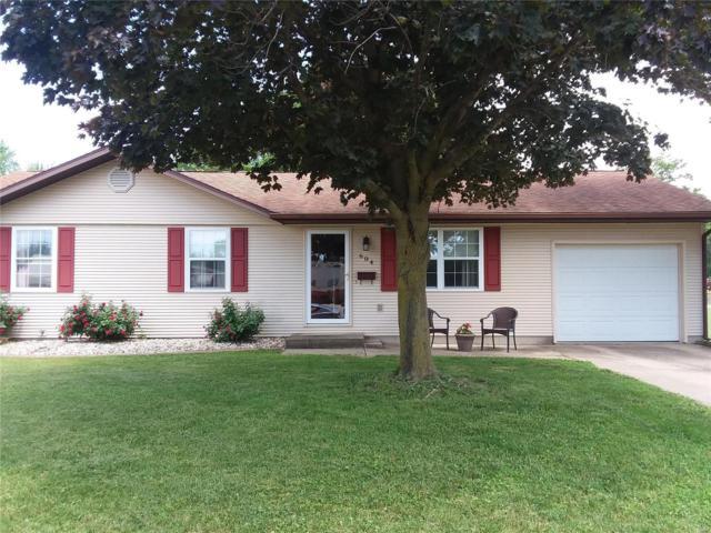 604 Dewey, Greenville, IL 62246 (#18041983) :: PalmerHouse Properties LLC
