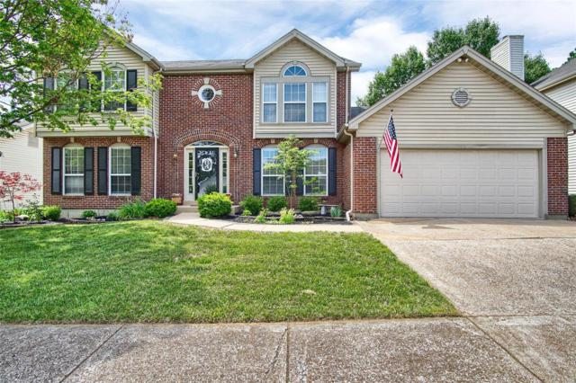 1565 Summer Chase Lane, Fenton, MO 63026 (#18042036) :: The Becky O'Neill Power Home Selling Team