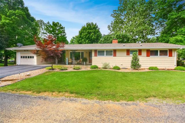 53 Lake View Drive, Troy, IL 62294 (#18042241) :: Fusion Realty, LLC