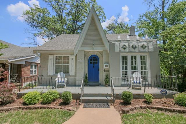 434 Dickens Avenue, St Louis, MO 63122 (#18042711) :: Clarity Street Realty