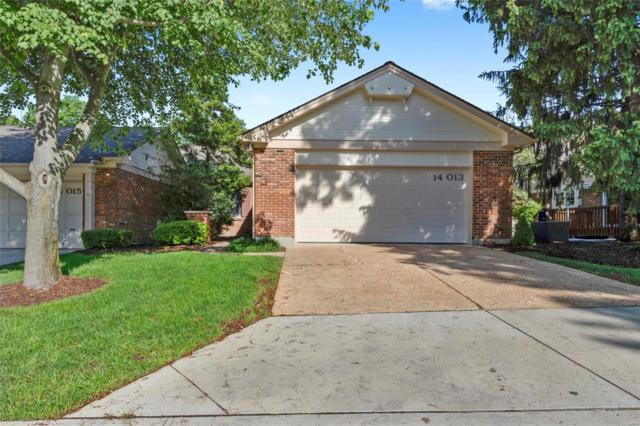 14013 Baywood Villages Drive, Chesterfield, MO 63017 (#18042723) :: Sue Martin Team