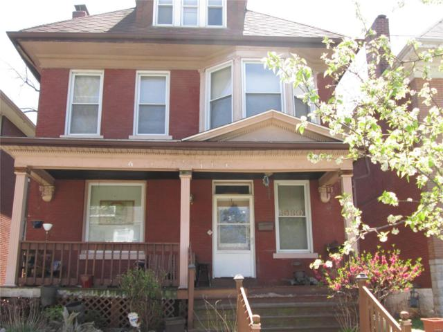 5130 Maple Avenue, St Louis, MO 63113 (#18042759) :: Sue Martin Team