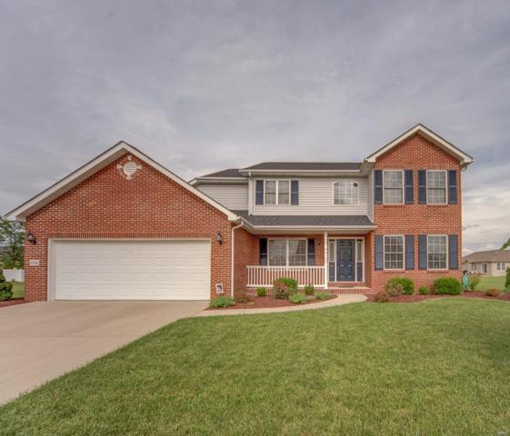 1004 Hunters Trail, Mascoutah, IL 62258 (#18042819) :: Fusion Realty, LLC