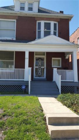 1235 Clara Avenue, St Louis, MO 63112 (#18044261) :: Clarity Street Realty