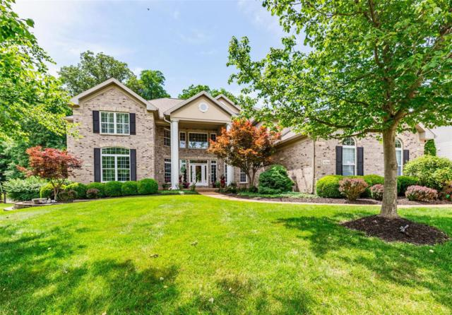 1234 Polo Lake Drive, Ellisville, MO 63021 (#18044268) :: The Becky O'Neill Power Home Selling Team