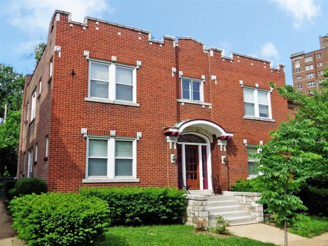 4443 Pershing Avenue, St Louis, MO 63108 (#18044341) :: Walker Real Estate Team