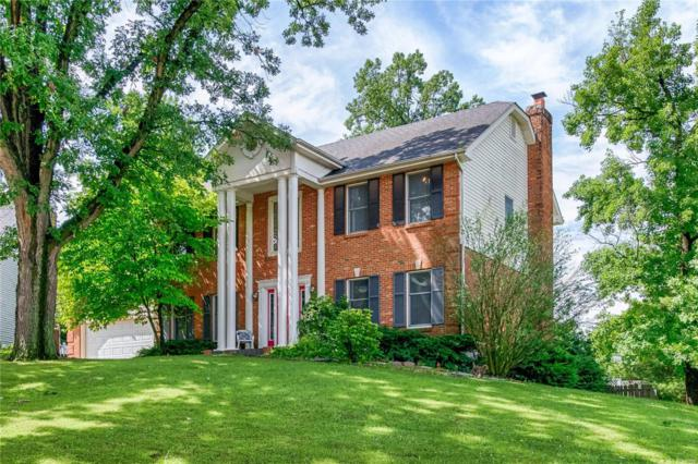 208 Watson Court, Webster Groves, MO 63119 (#18044461) :: Clarity Street Realty