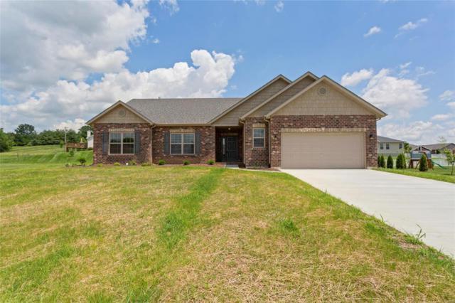 332 Carr Creek Drive, Columbia, IL 62236 (#18044486) :: Fusion Realty, LLC