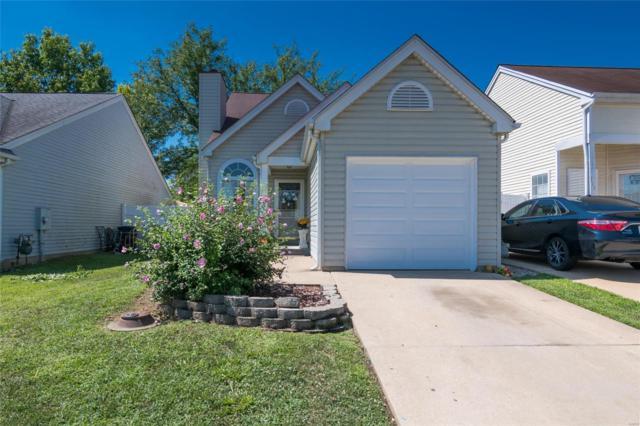 740 Liberty Village Drive, Florissant, MO 63031 (#18044629) :: Clarity Street Realty