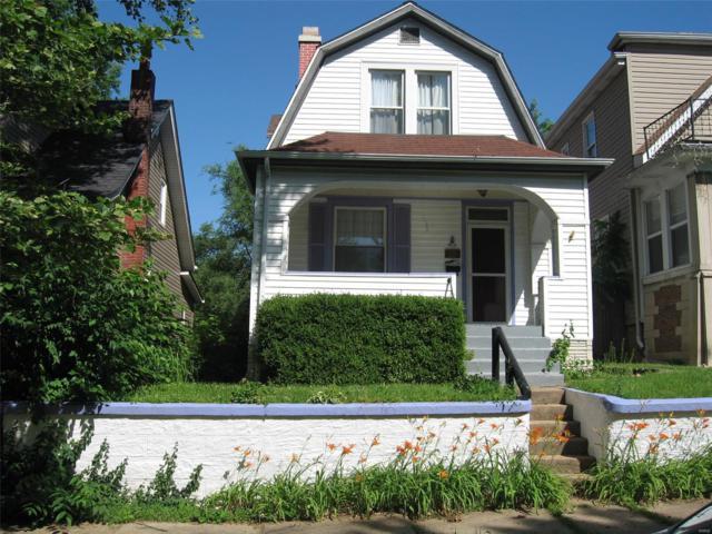 5505 Grace Avenue, St Louis, MO 63116 (#18044940) :: Sue Martin Team