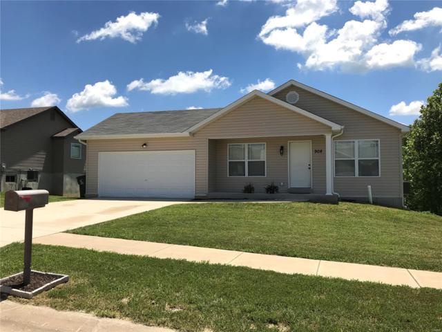 908 Hawks Circle Dr., Hillsboro, MO 63050 (#18044991) :: Sue Martin Team