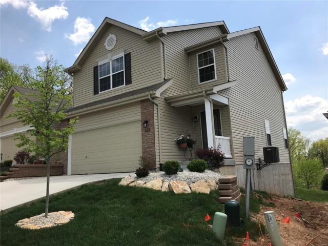5128 Suson Ridge Drive, St Louis, MO 63128 (#18045029) :: Clarity Street Realty