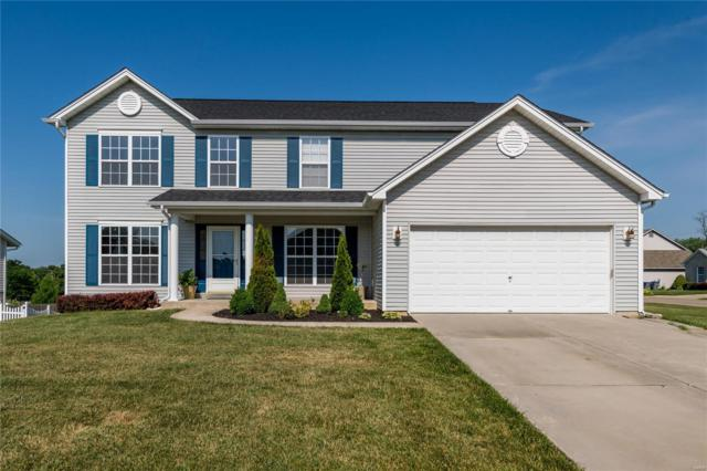 1103 Warm Winds, O'Fallon, MO 63366 (#18045108) :: St. Louis Finest Homes Realty Group