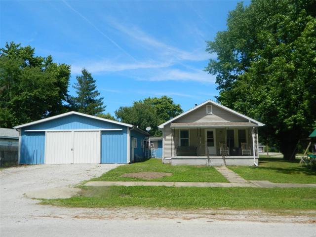 501 Barry Street, COFFEEN, IL 62017 (#18045283) :: Fusion Realty, LLC