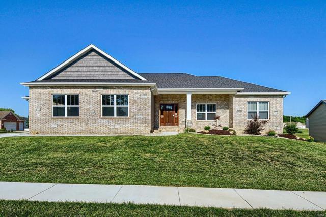 101 Oakshire, Troy, IL 62294 (#18045351) :: Fusion Realty, LLC