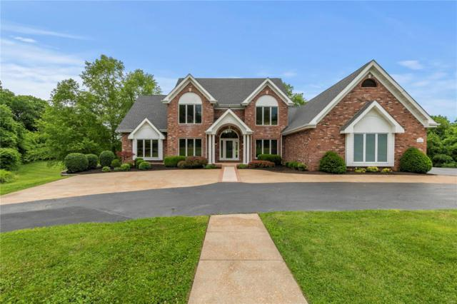 226 Fick Farm Road, Chesterfield, MO 63005 (#18045399) :: The Kathy Helbig Group