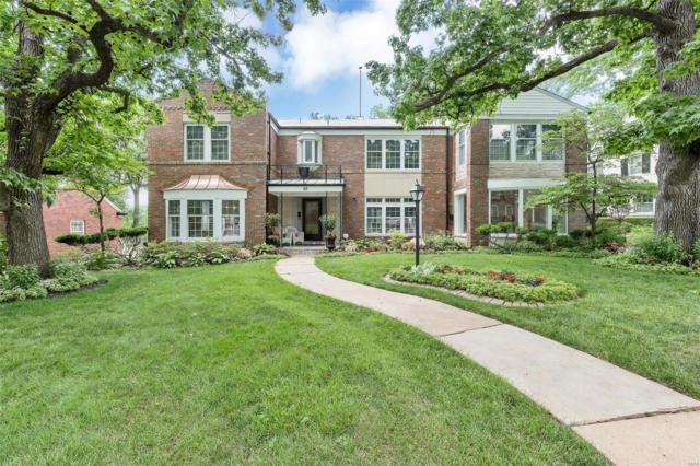 93 Lake Forest, St Louis, MO 63117 (#18045404) :: Holden Realty Group - RE/MAX Preferred