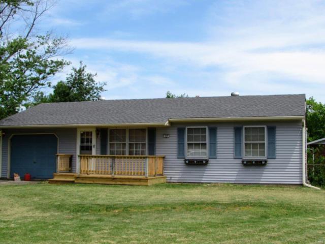 229 Pine Ridge Drive, Godfrey, IL 62035 (#18045452) :: Fusion Realty, LLC