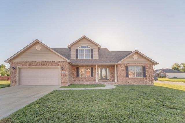 1021 Hunters Trail, Mascoutah, IL 62258 (#18045470) :: Fusion Realty, LLC