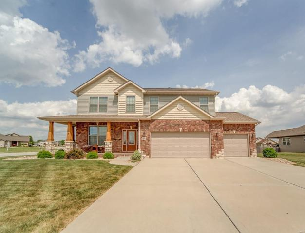 908 Ottawa Court, Mascoutah, IL 62258 (#18045484) :: Fusion Realty, LLC