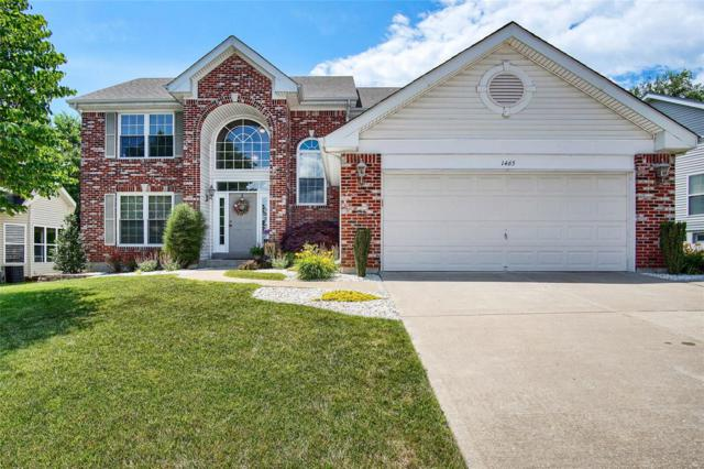 1465 Hawkins Meadow Drive, Fenton, MO 63026 (#18045547) :: The Becky O'Neill Power Home Selling Team