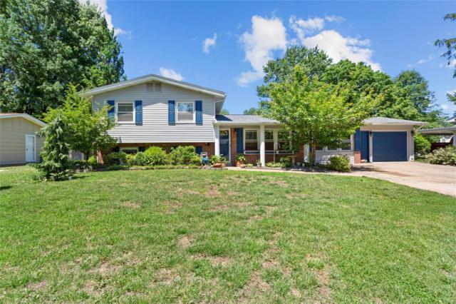 21 Village Drive, Swansea, IL 62226 (#18045588) :: Holden Realty Group - RE/MAX Preferred