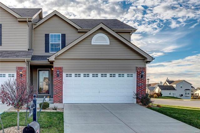 803 Foxgrove Drive, Fairview Heights, IL 62208 (#18045600) :: Clarity Street Realty