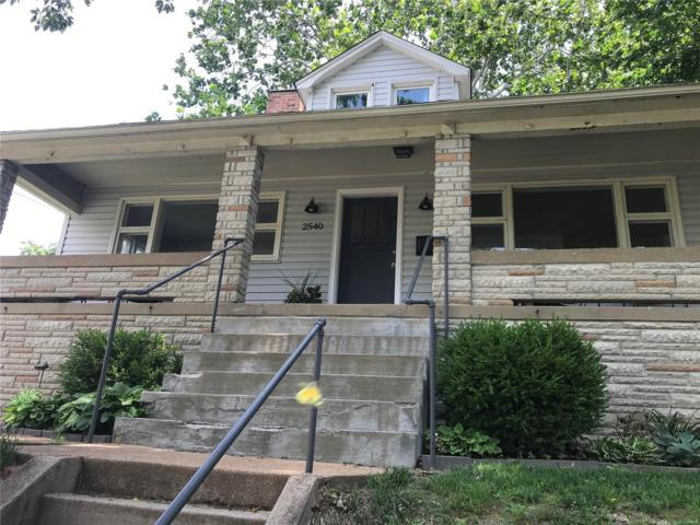 2540 Valley Avenue, St Louis, MO 63143 (#18045615) :: Clarity Street Realty
