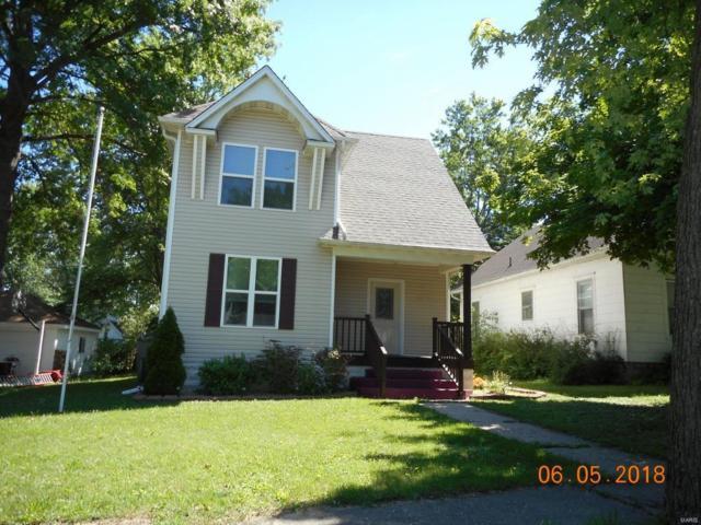 215 S Oak Street, NOKOMIS, IL 62075 (#18045654) :: Fusion Realty, LLC