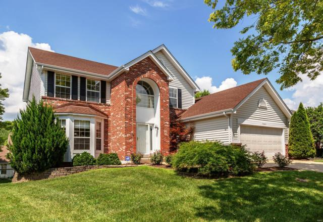 16843 Crystal Springs Drive, Chesterfield, MO 63005 (#18045889) :: Clarity Street Realty