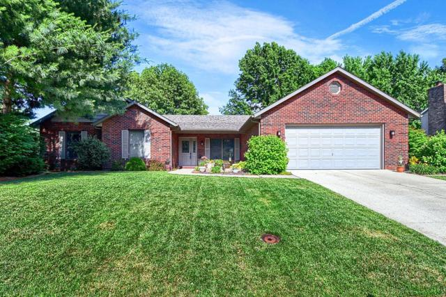 1118 Shadow Ridge Xing, O'Fallon, IL 62269 (#18045993) :: Holden Realty Group - RE/MAX Preferred