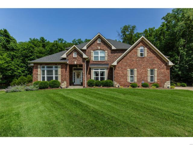 789 Southern Hills, Eureka, MO 63025 (#18045998) :: Kelly Hager Group | TdD Premier Real Estate