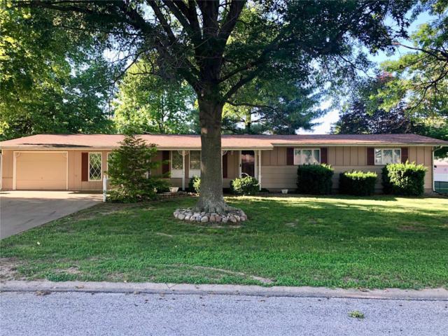 805 Kimball Street, Hillsboro, IL 62049 (#18046241) :: Fusion Realty, LLC