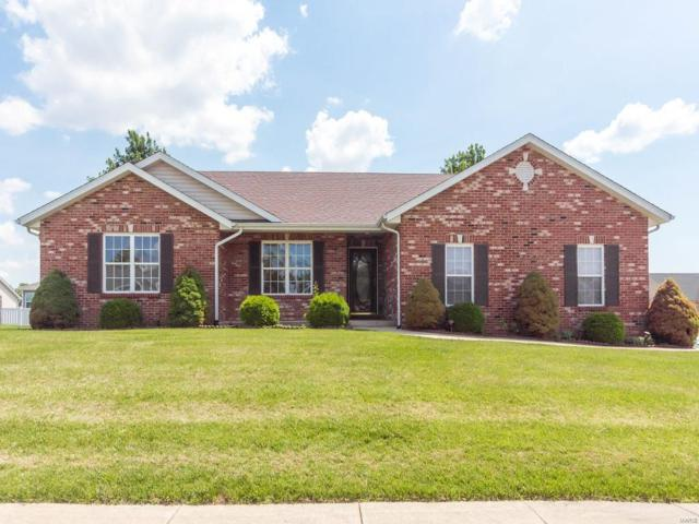 1032 Turtle Dove Trail, Waterloo, IL 62298 (#18046289) :: Clarity Street Realty