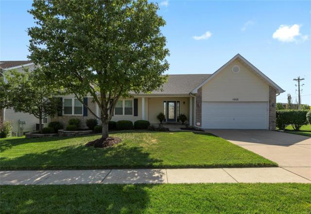 1002 Dardenne Woods Drive, Dardenne Prairie, MO 63368 (#18046552) :: St. Louis Finest Homes Realty Group