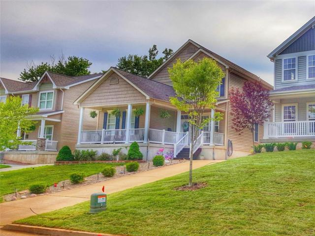 421 Caroline Avenue, Kirkwood, MO 63122 (#18046568) :: Sue Martin Team