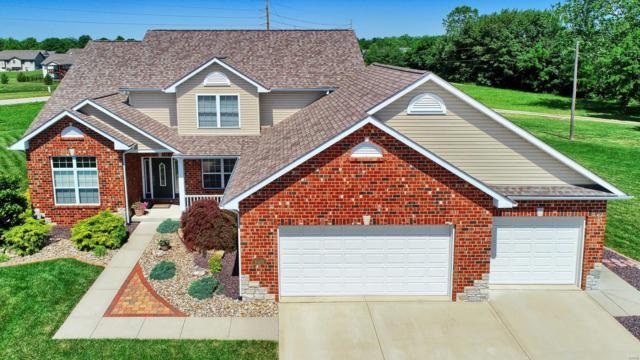 8401 Herrick Park Drive, Troy, IL 62294 (#18046593) :: Fusion Realty, LLC