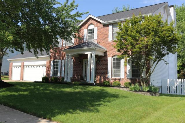 625 Ridgewoods Manor Drive, Ellisville, MO 63038 (#18046670) :: The Becky O'Neill Power Home Selling Team