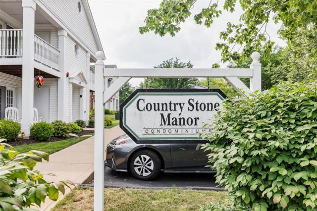 3402 Country Stone Manor Drive H, Manchester, MO 63088 (#18046906) :: The Kathy Helbig Group