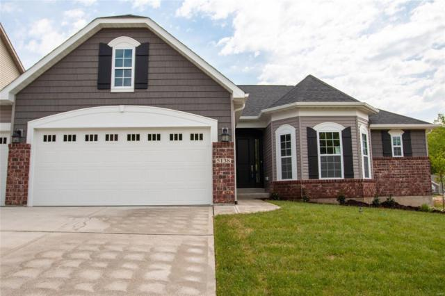 5138 Greensfelder Valley Court, Eureka, MO 63025 (#18046924) :: Sue Martin Team