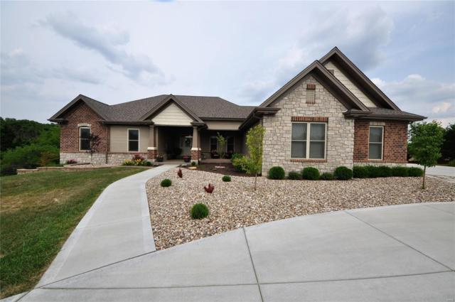 306 Foristell Manors Drive, Foristell, MO 63348 (#18046926) :: St. Louis Finest Homes Realty Group