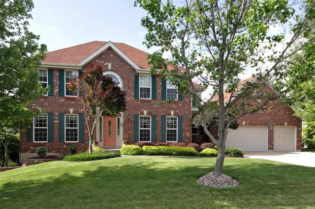 256 Towers Creek Place, Unincorporated, MO 63304 (#18046928) :: Sue Martin Team