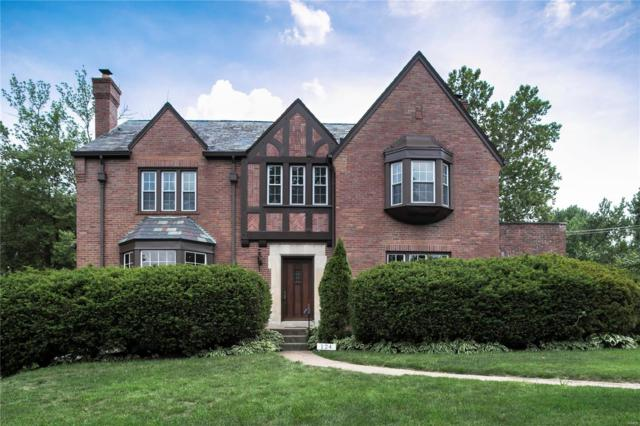124 Lake Forest Drive, Richmond Heights, MO 63117 (#18047104) :: Clarity Street Realty