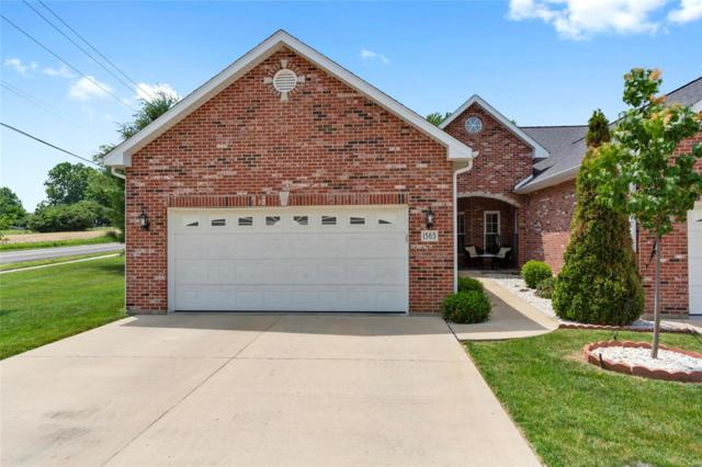 1565 Ghent Road, Columbia, IL 62236 (#18047125) :: Fusion Realty, LLC