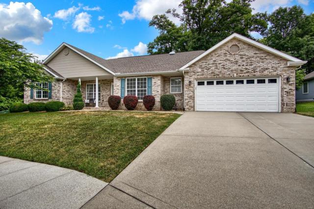 223 Eden Park Boulevard, Shiloh, IL 62269 (#18047228) :: Holden Realty Group - RE/MAX Preferred