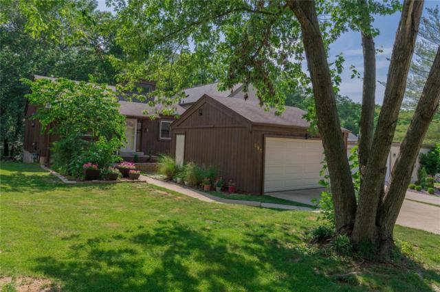 965 Barcroft Woods Drive, Manchester, MO 63021 (#18047307) :: Sue Martin Team