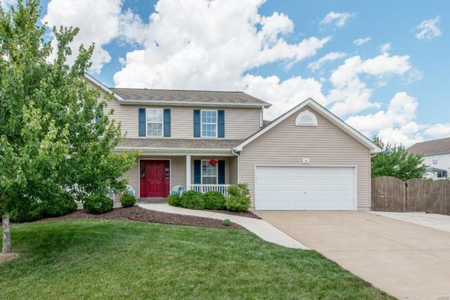 337 Rustic Oaks Drive, Wentzville, MO 63385 (#18047394) :: St. Louis Finest Homes Realty Group