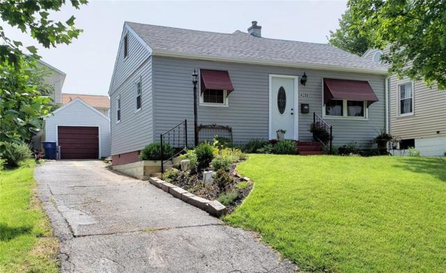 4206 Mccausland Avenue, St Louis, MO 63109 (#18047417) :: Sue Martin Team