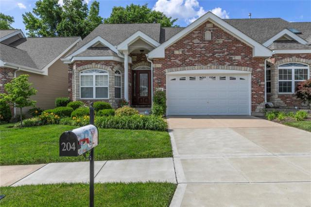 204 Woodland Place Court, Saint Charles, MO 63303 (#18047434) :: The Kathy Helbig Group